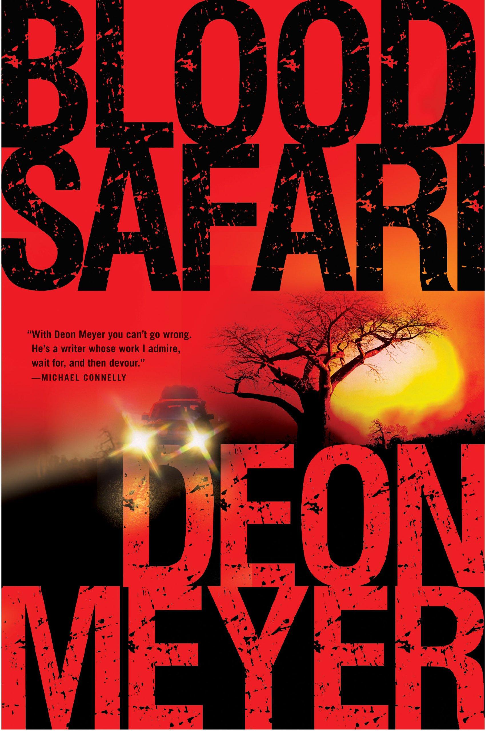 Blood Safari ebook