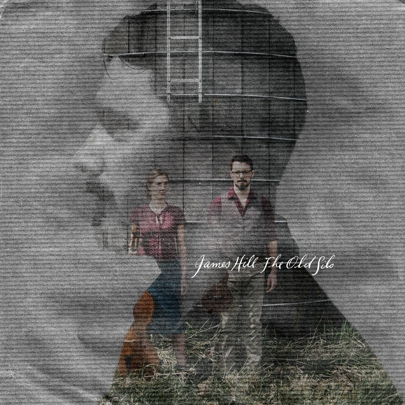 CD : James Hill - Old Silo (CD)