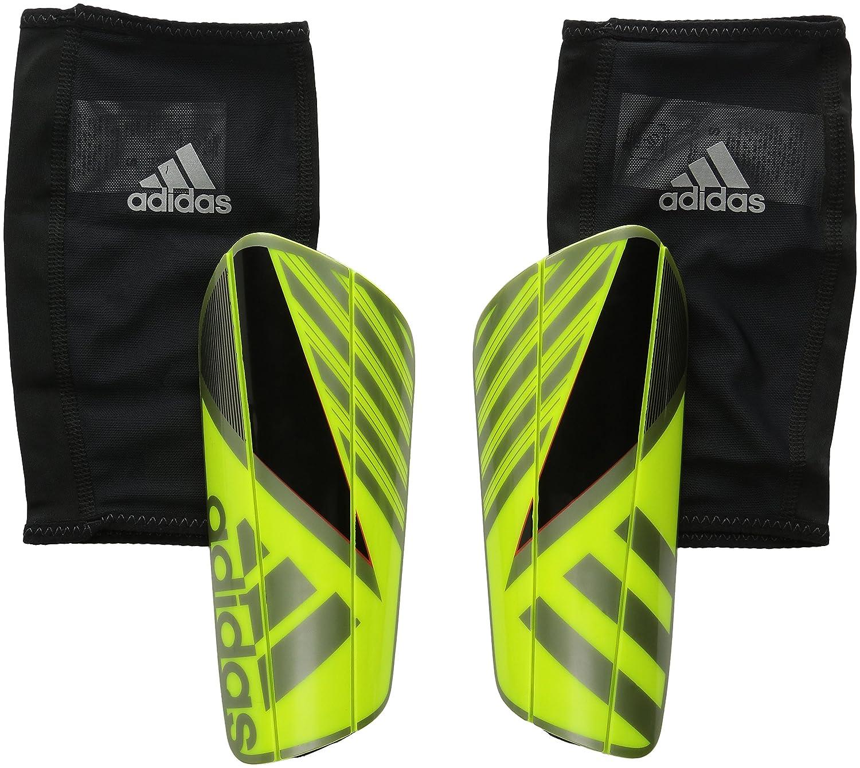 adidasゴーストプロシンガードすねあて B01AH9JLSU X-Small|Solar Yellow/Black/Iron Metallic Grey Solar Yellow/Black/Iron Metallic Grey X-Small