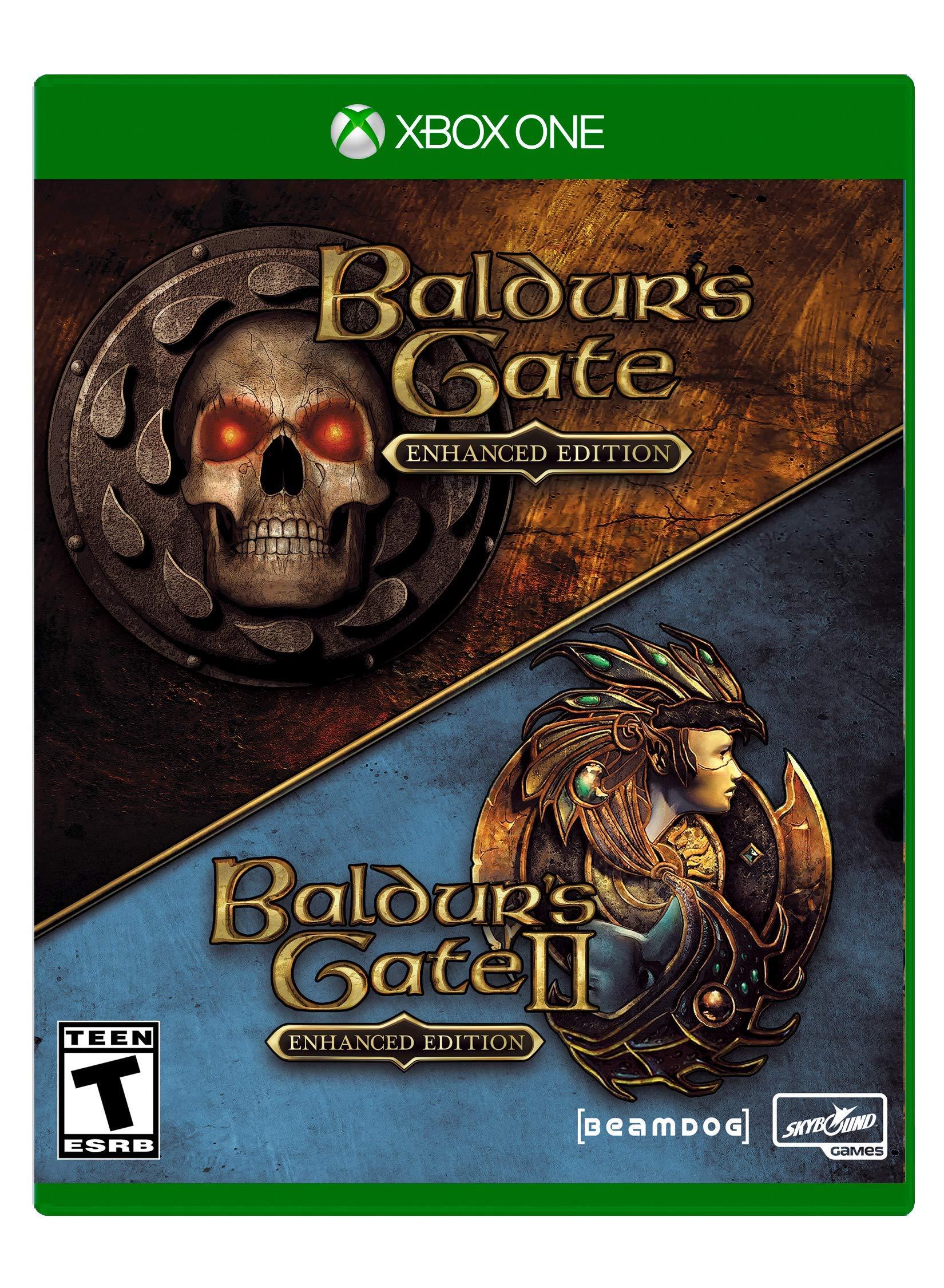 Baldur's Gate - Xbox One Enhanced Edition