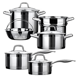 Secura Duxtop Stainless Steel Cookware