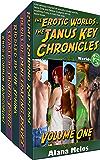 The Erotic Worlds of the Janus Key Chronicles: Volume 1: Worlds 1-5