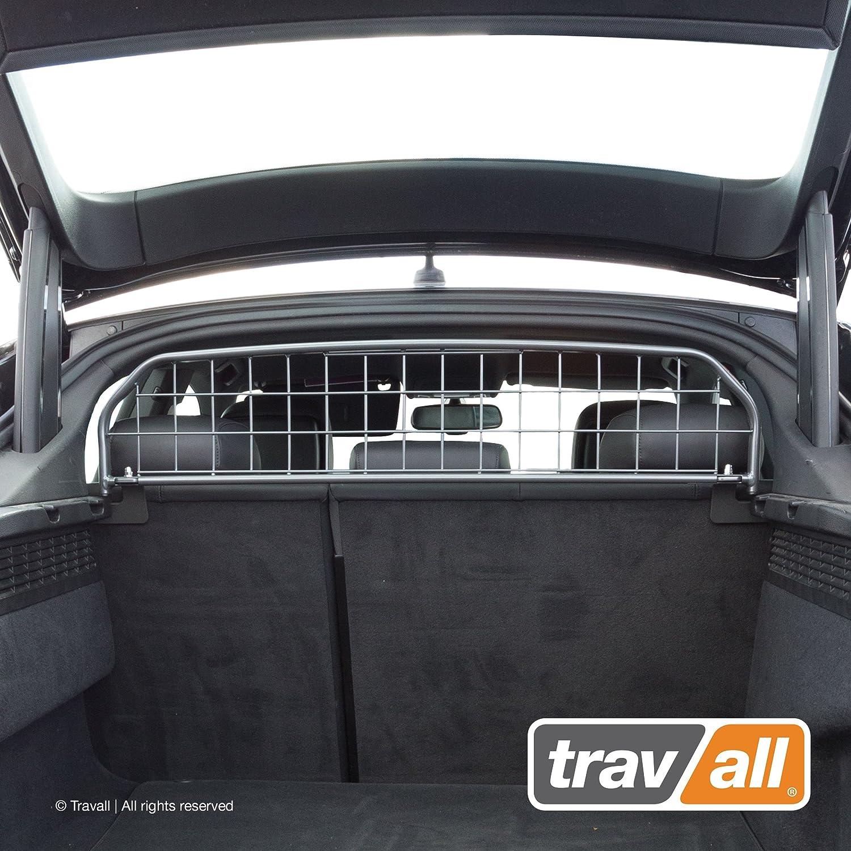 Grille de s/éparation avec rev/êtement en Poudre de Nylon Travall Guard Grilles Pare-Chein pour Voiture TDG1474