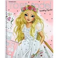1Create Your TOPModel Wedding Special Libro para Colorear