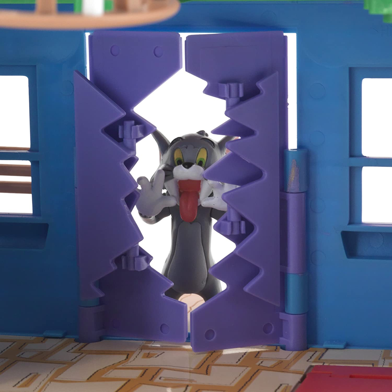 Giochi Preziosi Tom y Jerry - La casa de los lios 15056: Amazon.es: Juguetes y juegos
