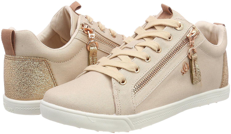S.Oliver S.Oliver S.Oliver Damen 25201 Sneaker Pink (Rose Metallic) c266a2