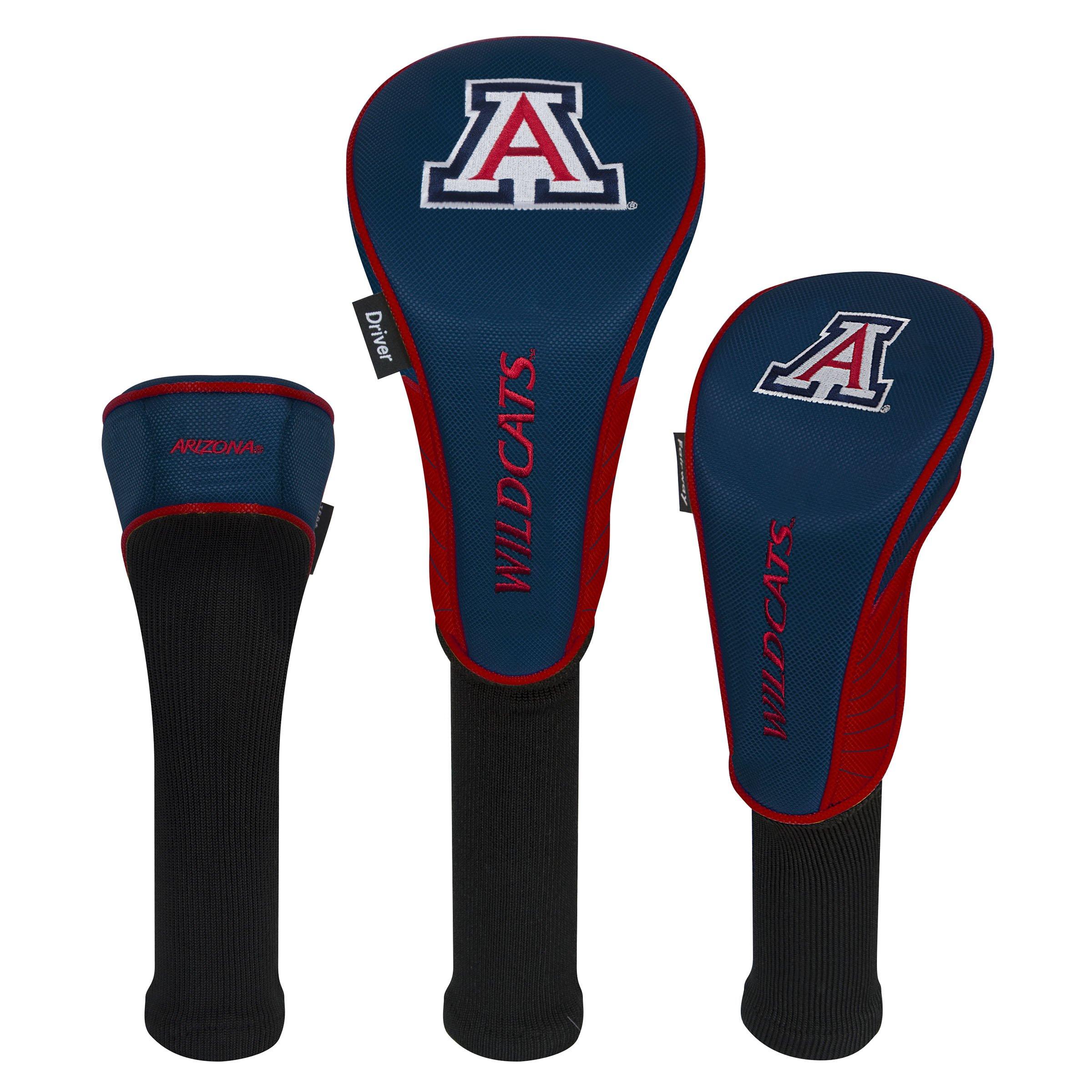 Team Effort Arizona Wildcats Set of Three Headcovers