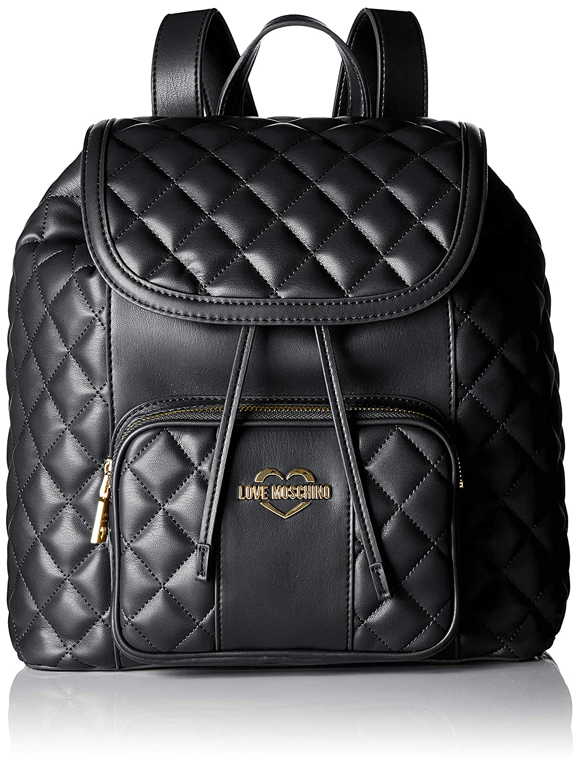 889d2243951 Amazon.com: Love Moschino Borsa Quilted Nappa Pu, Women's Backpack ...