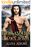 Highlander's Golden Jewel: A Scottish Medieval Historical Romance (Beasts Of The Highlands Book 6)