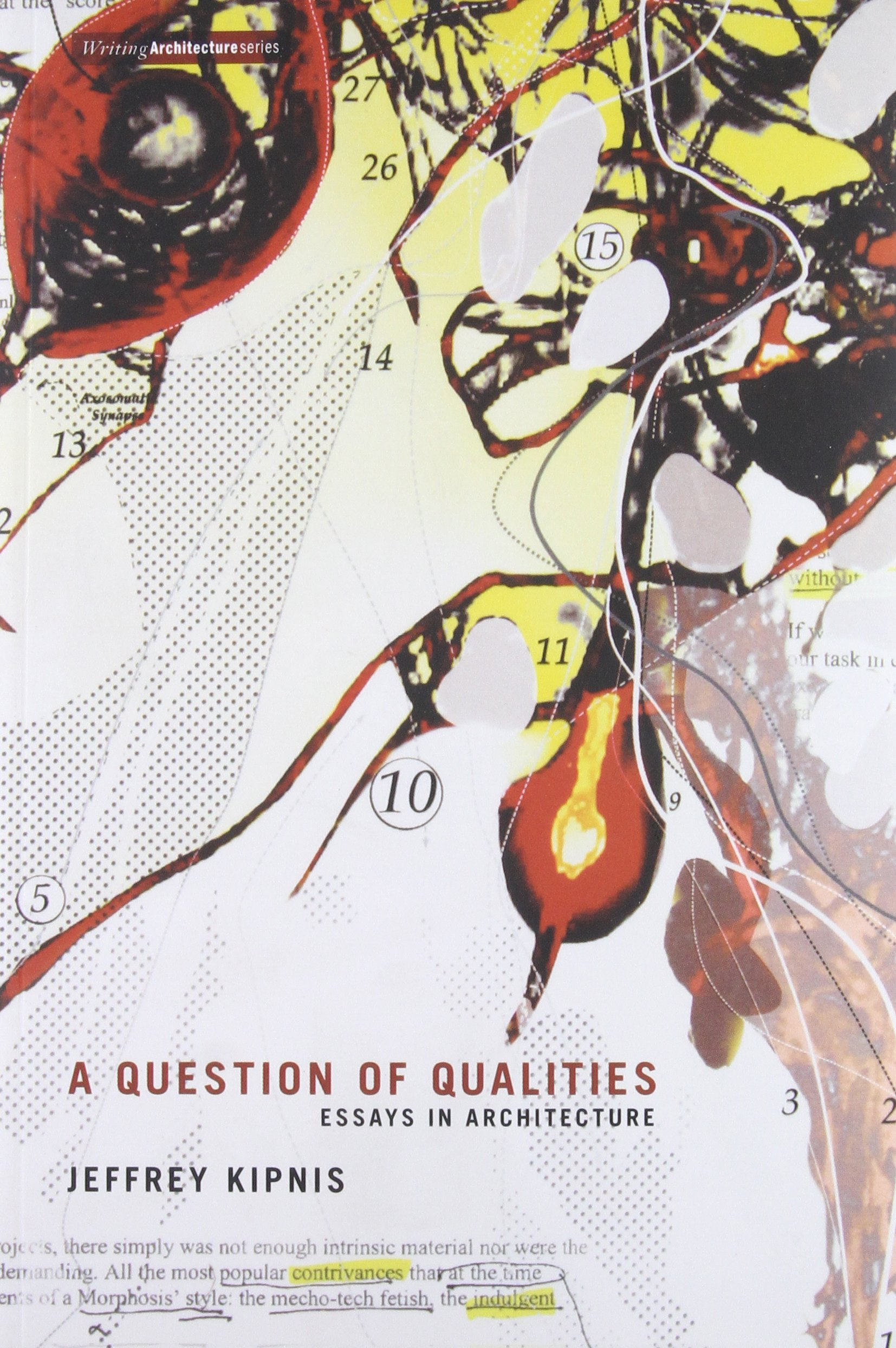 A Question of Qualities: Essays in Architecture (Writing Architecture) ebook