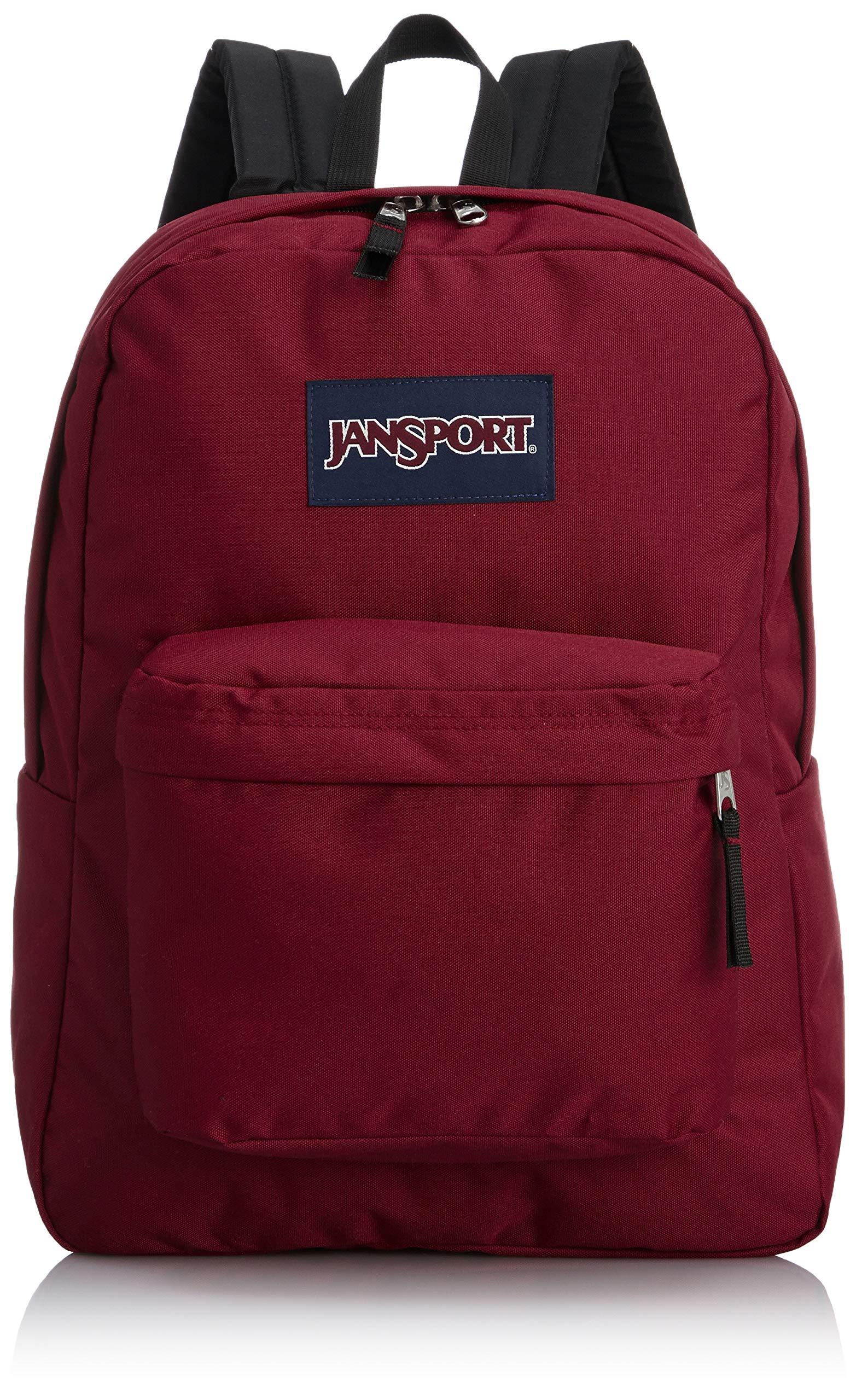 JanSport T501 Superbreak Backpack - Viking Red by JanSport