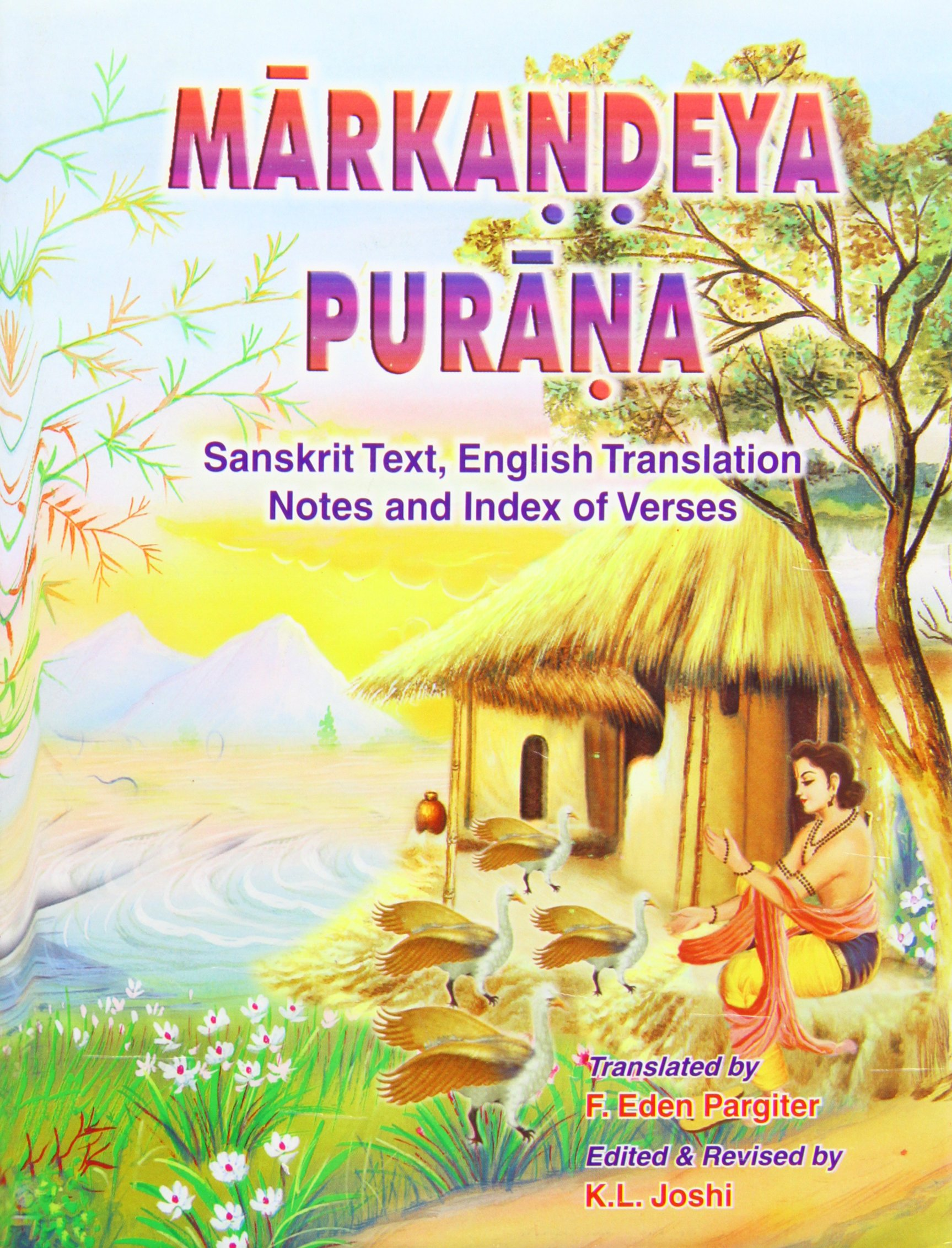 Download Markandeya Purana PDF