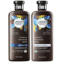 Herbal Essences Bio Renew Haircare - Hydrate - Coconut Milk - Shampoo & Conditioner...