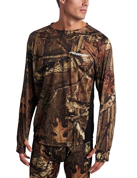 75950f005435c Whitewater Men's S3 8Th Layer Long Sleeve Shirt (Mossy Oak Infinity, X-Large