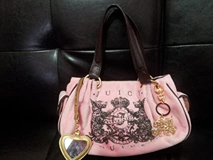 e3da6c9ce8ab Amazon.com  Juicy Couture Baby Fluffy Bag (Pink)  Everything Else