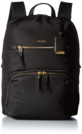 Amazon.com  Tumi Women s Voyageur Halle Backpack Black 68bec01040fd3