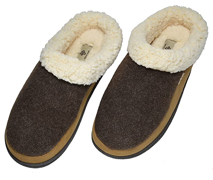 DREAM PAIRS Mens Aidan House Slippers Shoes
