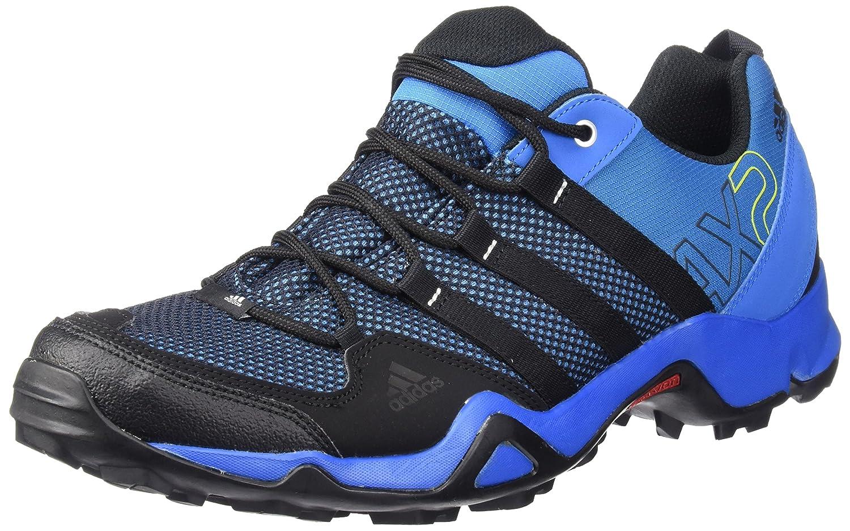 adidas outdoor Men's Ax2 Hiking Shoe B018WHS1YO 6.5 D(M) US|Unity Blue/Black/Shock Blue