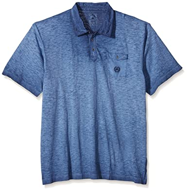 LERROS Große Größen 26332561, Polo para Hombre, Azul (Vintage Blue ...