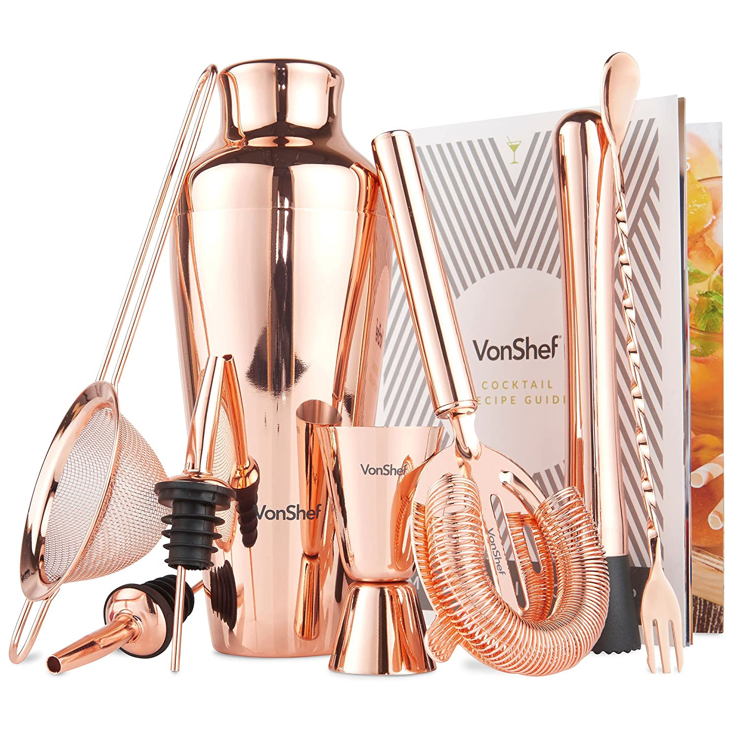 Super Set di accessori da Cocktail | Amazon.it DO56