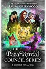 The Paranormal Council: Five Paranormal Romances (The Paranormal Council Universe Collections Book 1) Kindle Edition
