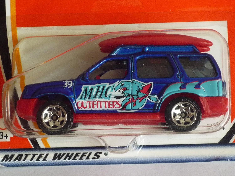 Amazon Com Matchbox 2002 Hero City 39 Nissan Xterra Toys Games