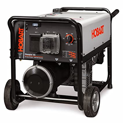 - Hobart Champion 145 Welder/Generator - 10 HP, 4,500 Watts, Model# 500563