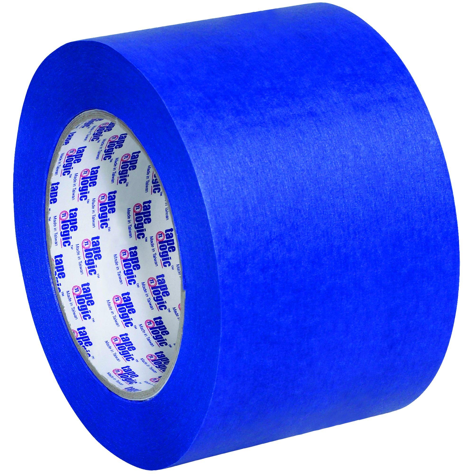 BOX USA BT9383000 Tape Logic 3000 Painter's Tape, 3'' x 60 yd., Blue (Pack of 16)