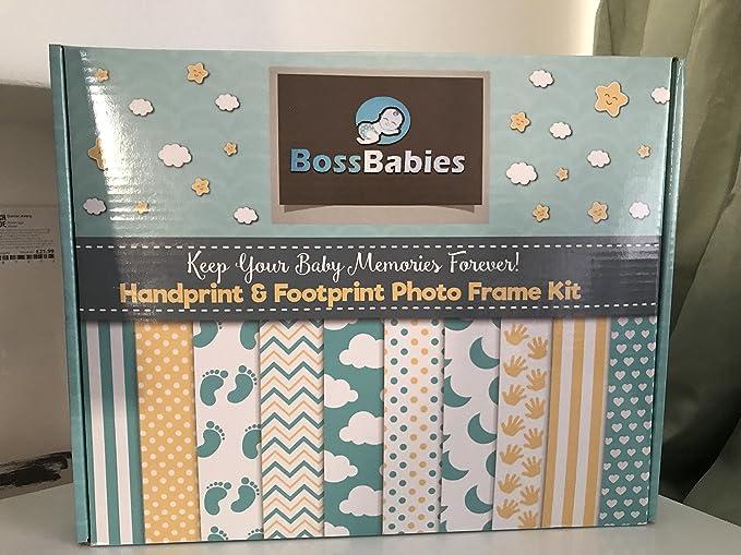 Boss Babies - Marco de fotos con diseño de arcilla para ...