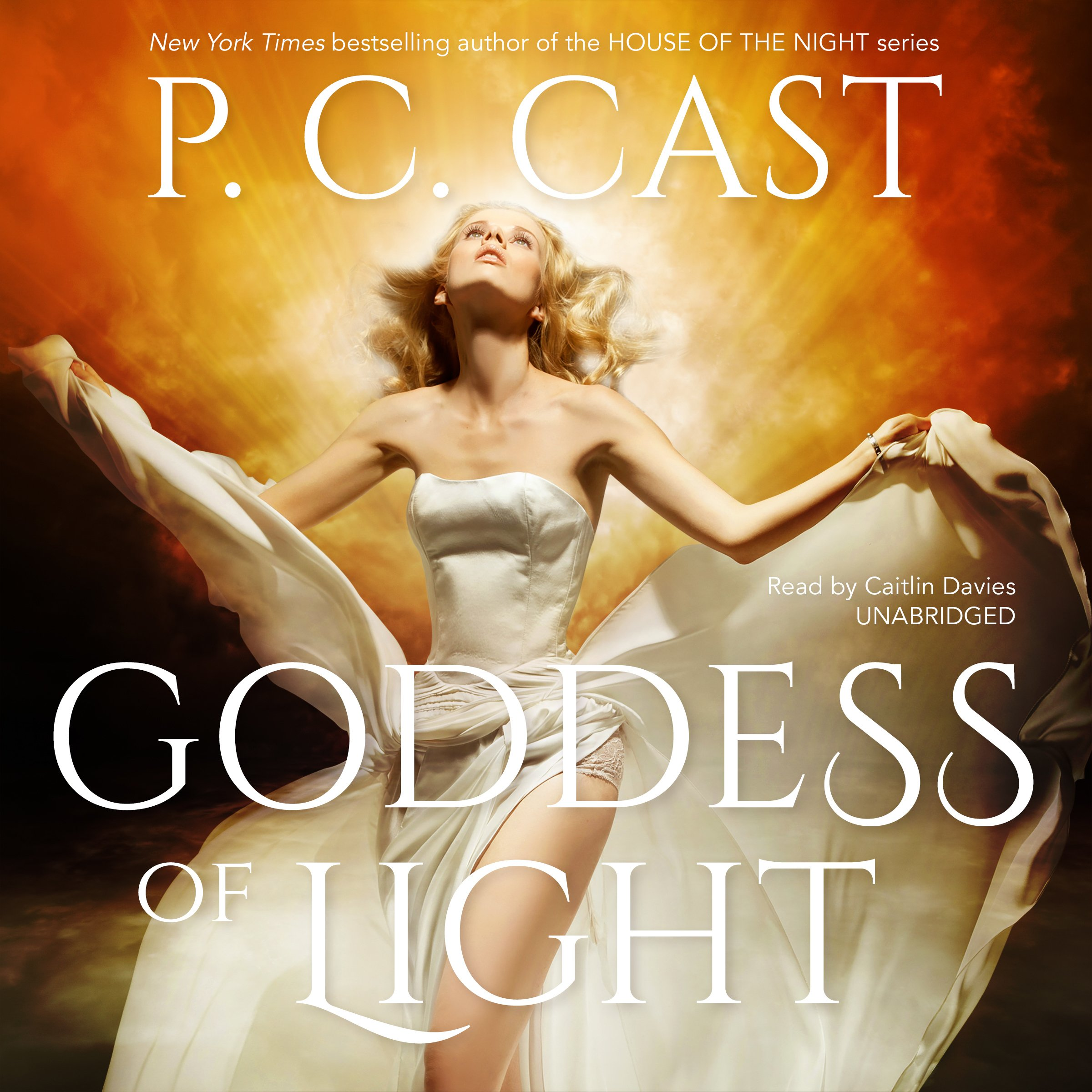 Goddess of Light: The Goddess Summoning Series, Book 3