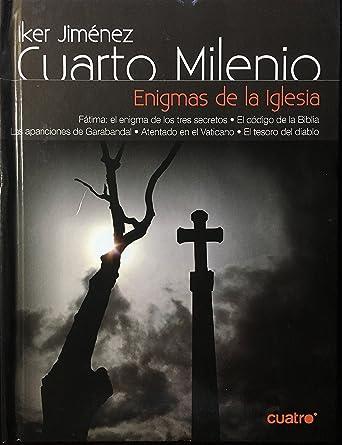 Cuarto Milenio, 3. Enigmas de la Iglesia: Amazon.es: Cine y Series TV