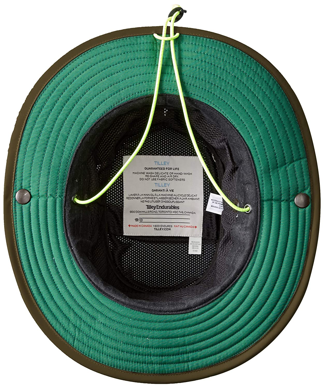 Tilley tws1 remadores Sombrero - Verde -: Amazon.es: Ropa y ...