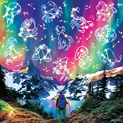 Buffalo Games - Zodiak Mountain - 300 Large Piece Jigsaw Puzzle: Toys & Games