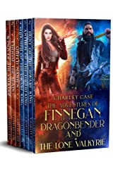 The Adventures of Finnegan Dragonbender and The Lone Valkyrie 7 Book Boxed Set: A Terranavis Universe Urban Fantasy Action Adventure Kindle Edition