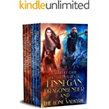 The Adventures of Finnegan Dragonbender and The Lone Valkyrie 7 Book Boxed Set: A Terranavis Universe Urban Fantasy Action Ad
