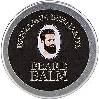 Benjamin Bernard - Bálsamo acondicionador para barba - Cera para una fijación natural - Con aroma - 100 g