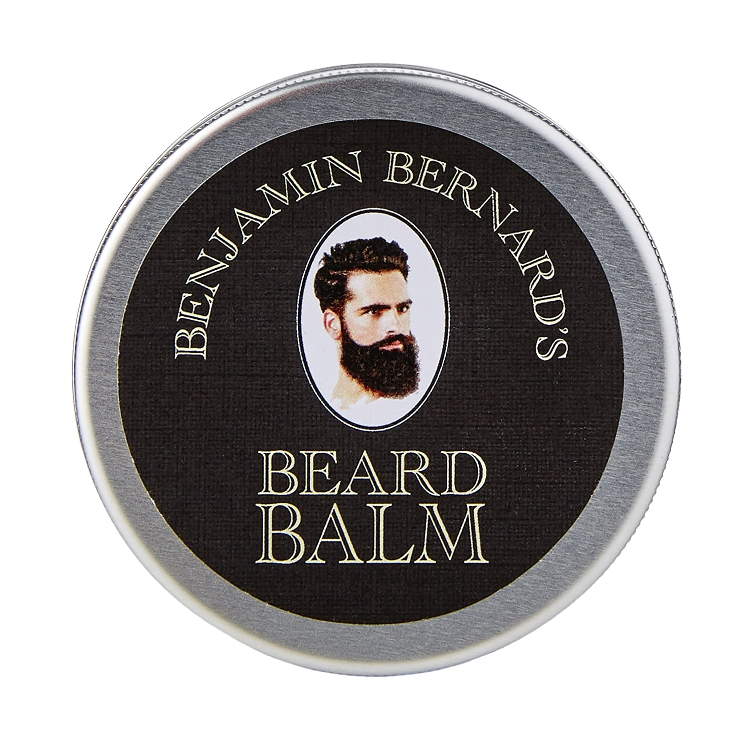 Beard Balm - Beard Wax by Benjamin Bernard - Encourages Healthy Beard Growth, Beard Pomade for Lasting Style - Lightly Scented Beard Care - 100ml Second Glance Beauty