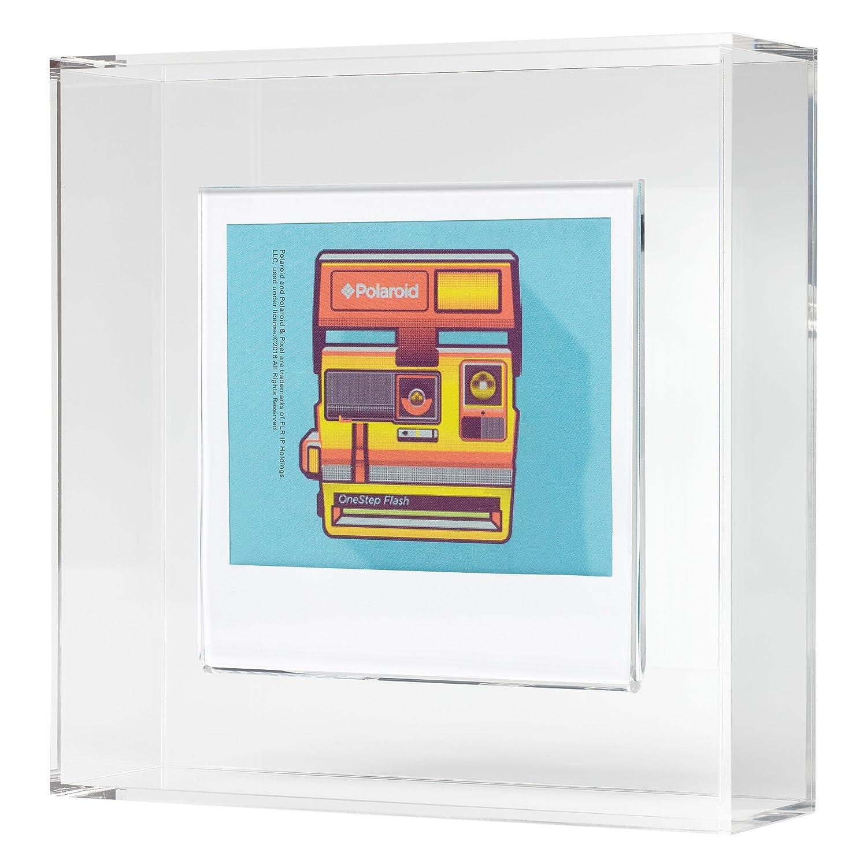 Polaroid Acryl Rahmen, transparent: Amazon.de: Küche & Haushalt