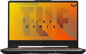 Asus Tuf FX506LI 15.6-inch FHD Gaming Laptop PC, Intel Quad-Core i5-10300H, Nvidia GTX 1650Ti, 24GB DDR4 RAM, 512GB SSD, RGB Backlit Keyboard, Windows 10 Home 64 bit, Black