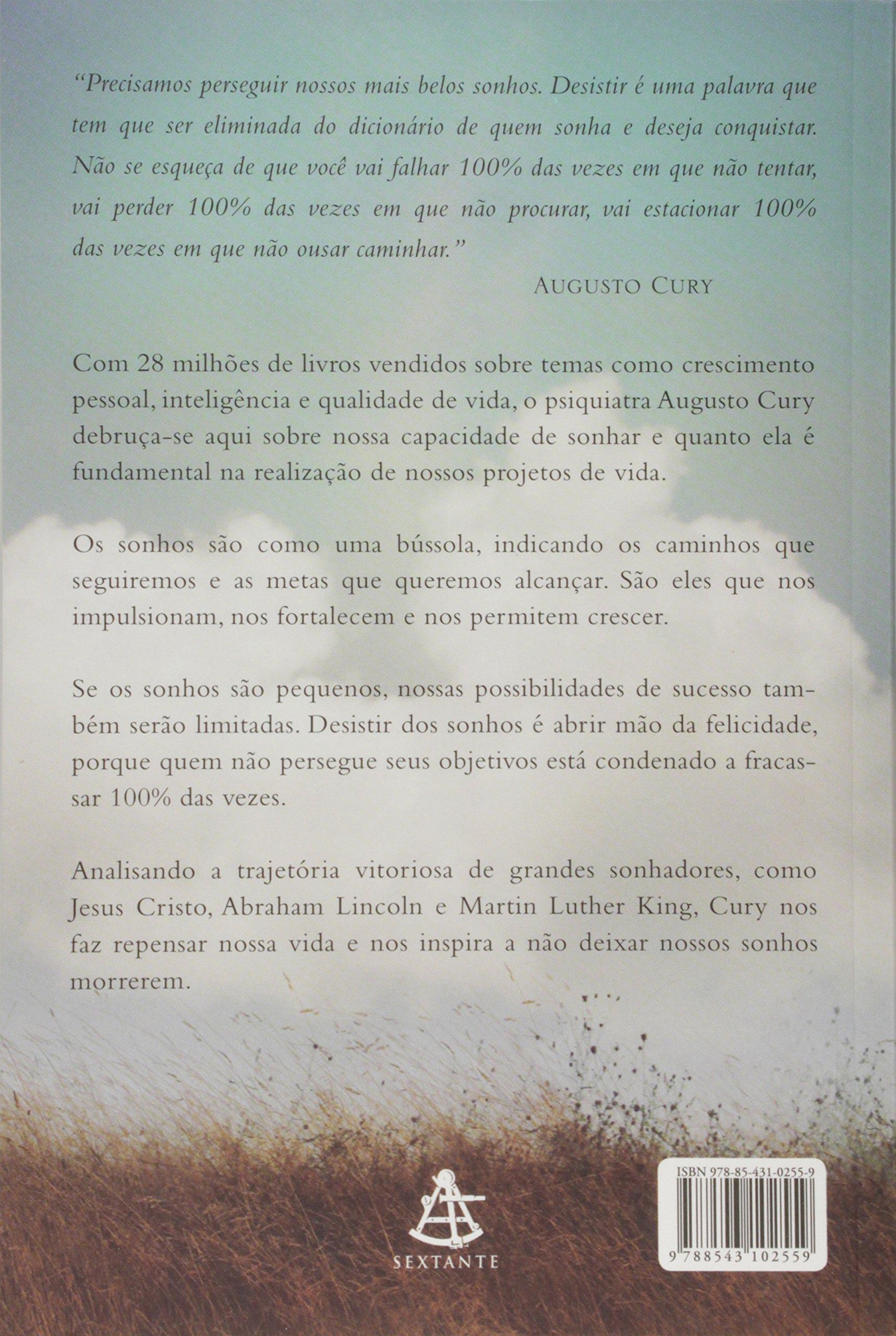 Nunca Desista De Seus Sonhos Livros Na Amazon Brasil