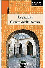 Leyendas (Spanish Edition) Kindle Edition
