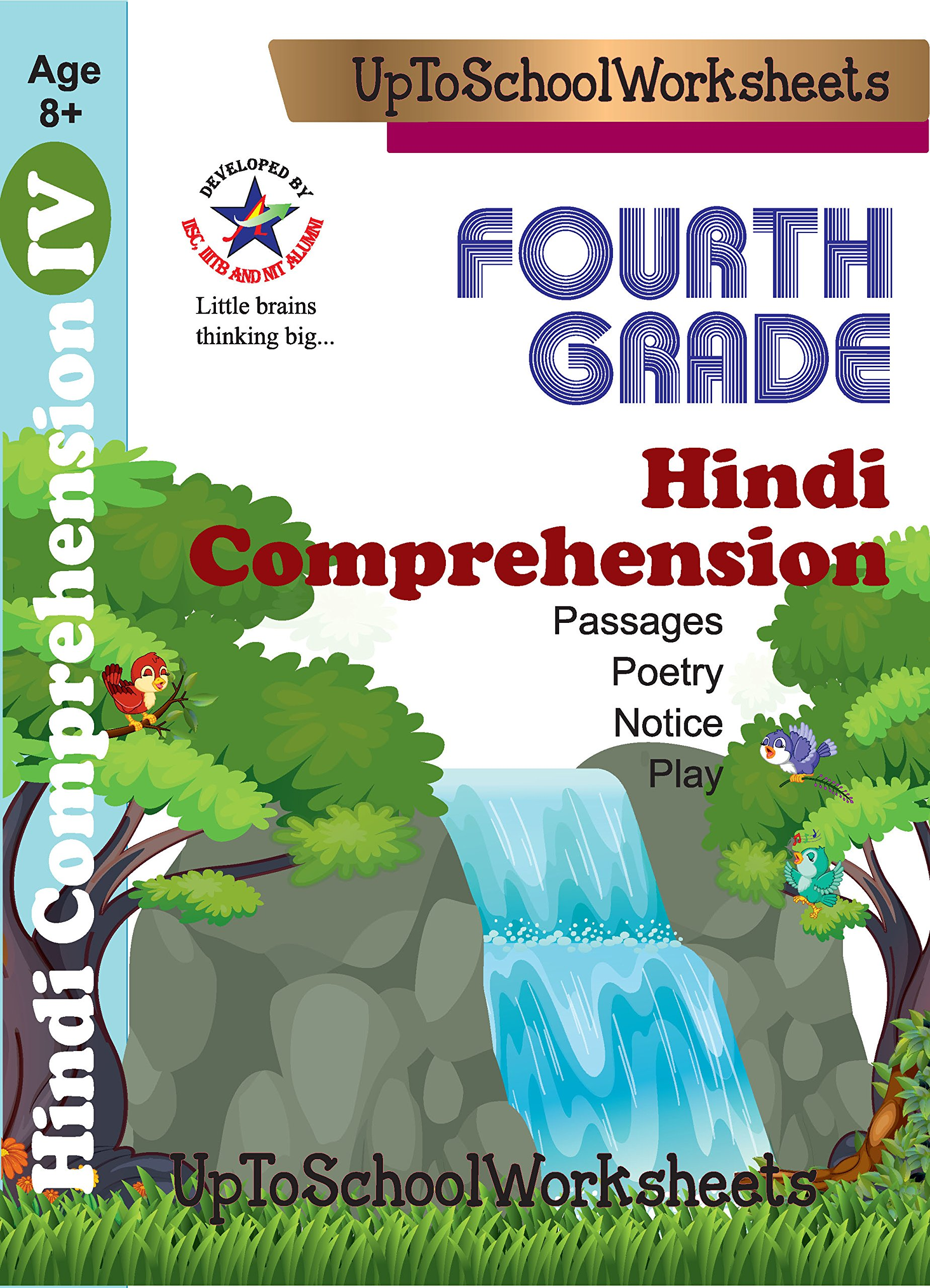 Amazon in: Buy Hindi Comprehension for Kids Reading Unseen