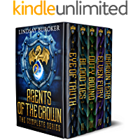Agents of the Crown (The Complete Series: Books 1-5): An epic fantasy boxed set book cover