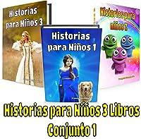 Libro Para Niños: Historias Para Niños 3 Libros