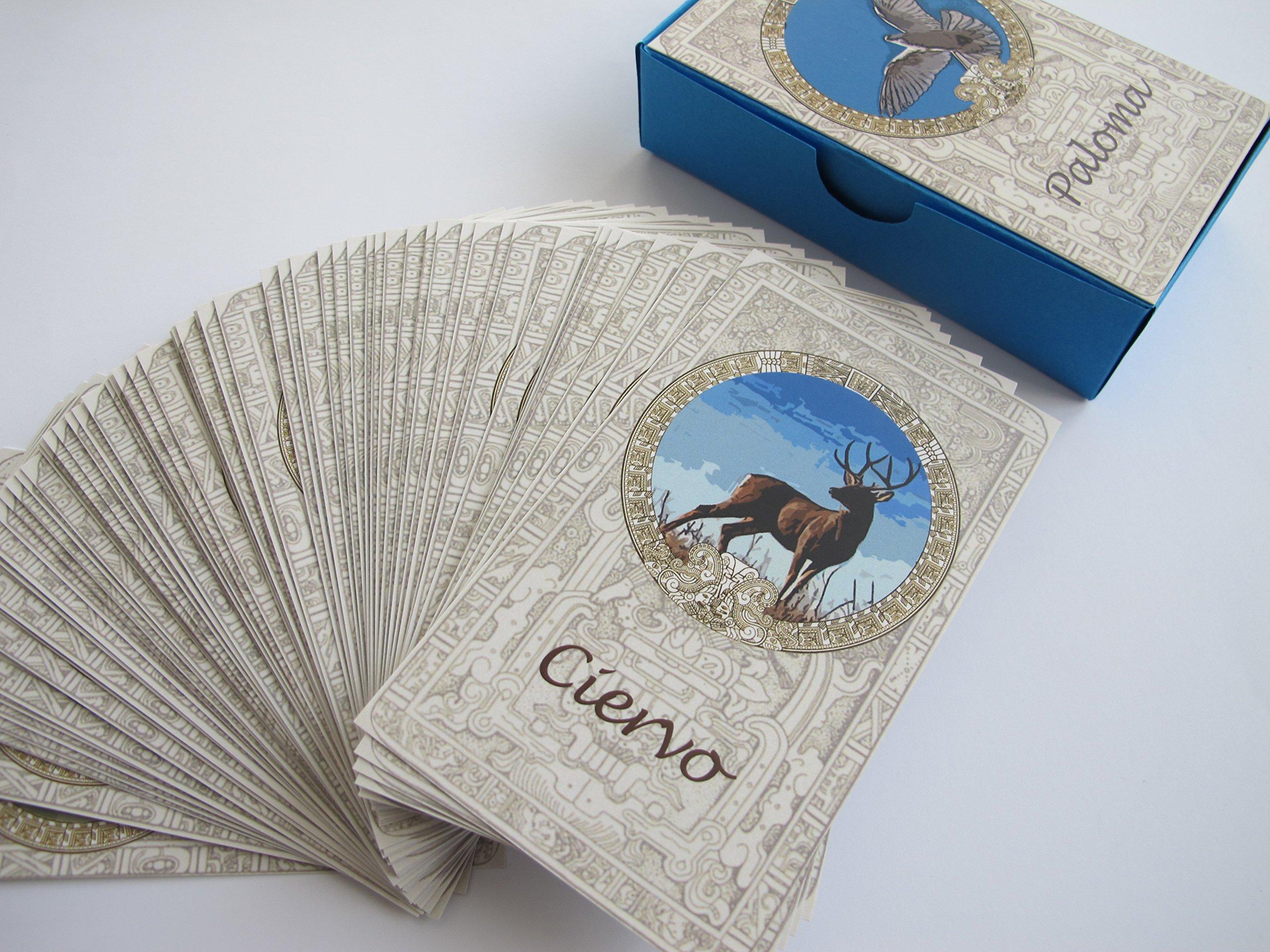 Libro y Cartas de Animales: