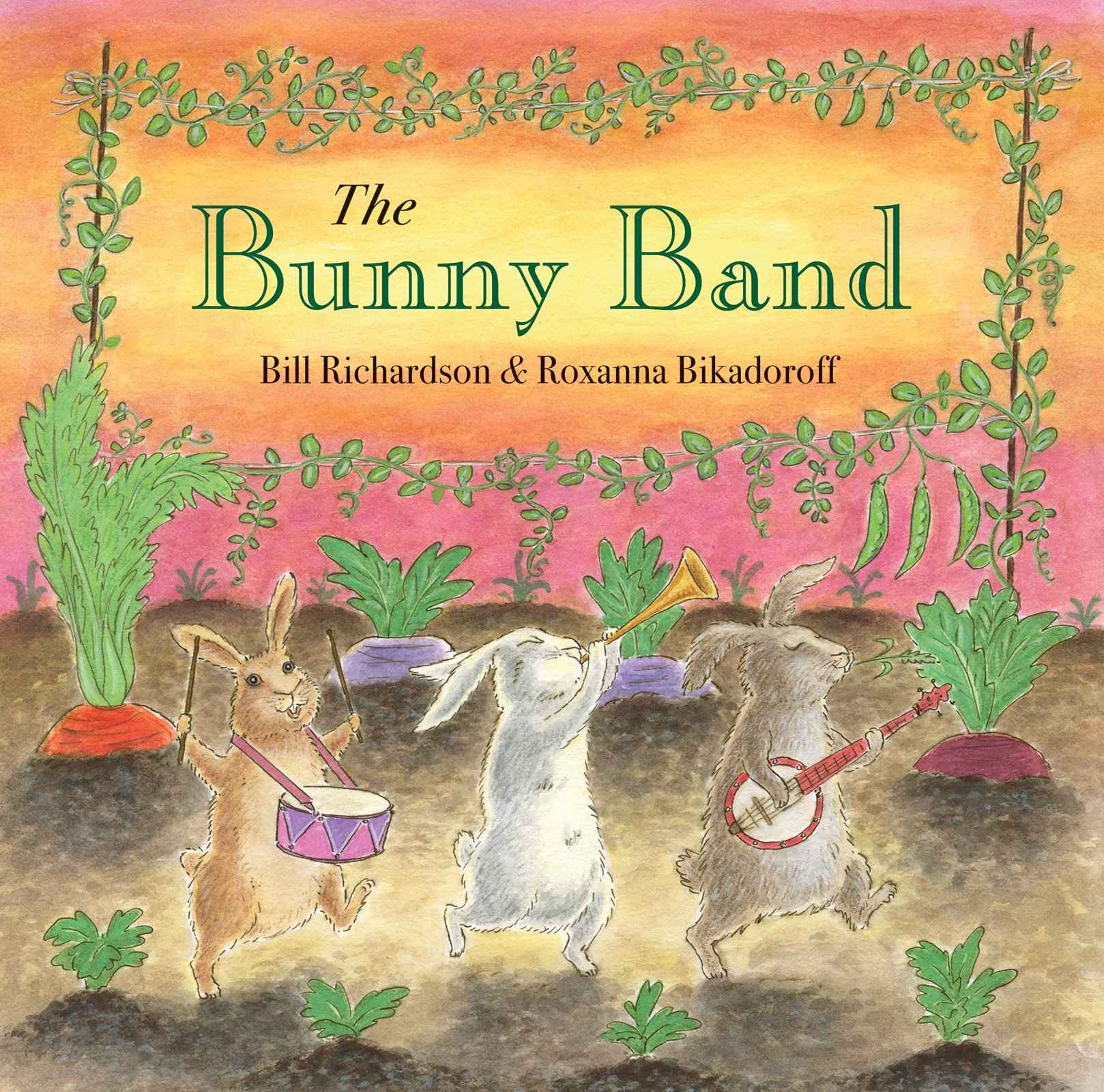 The Bunny Band by Groundwood Books (Image #1)