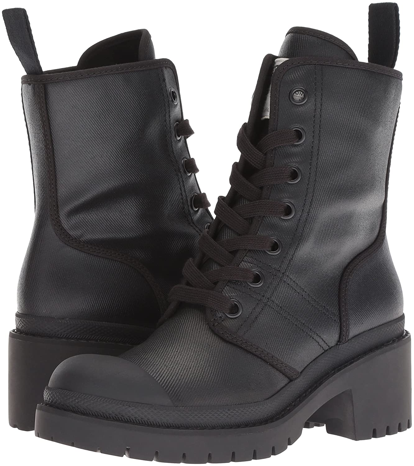 Marc Jacobs Boot Women's Bristol Laced Ankle Boot Jacobs B0787G3V8T 40.5 M EU (10.5 US)|Black 332f97