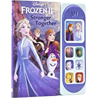 Disney Frozen 2 Little Sound Book – PI Kids (Play-A-Sound)