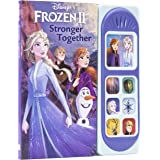 Disney Frozen 2 Elsa, Anna, and Olaf - Stronger Together Little Sound Book – PI Kids (Play-A-Sound)