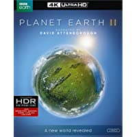 Deals on Planet Earth II 4K Ultra HD Blu-ray 3 Discs